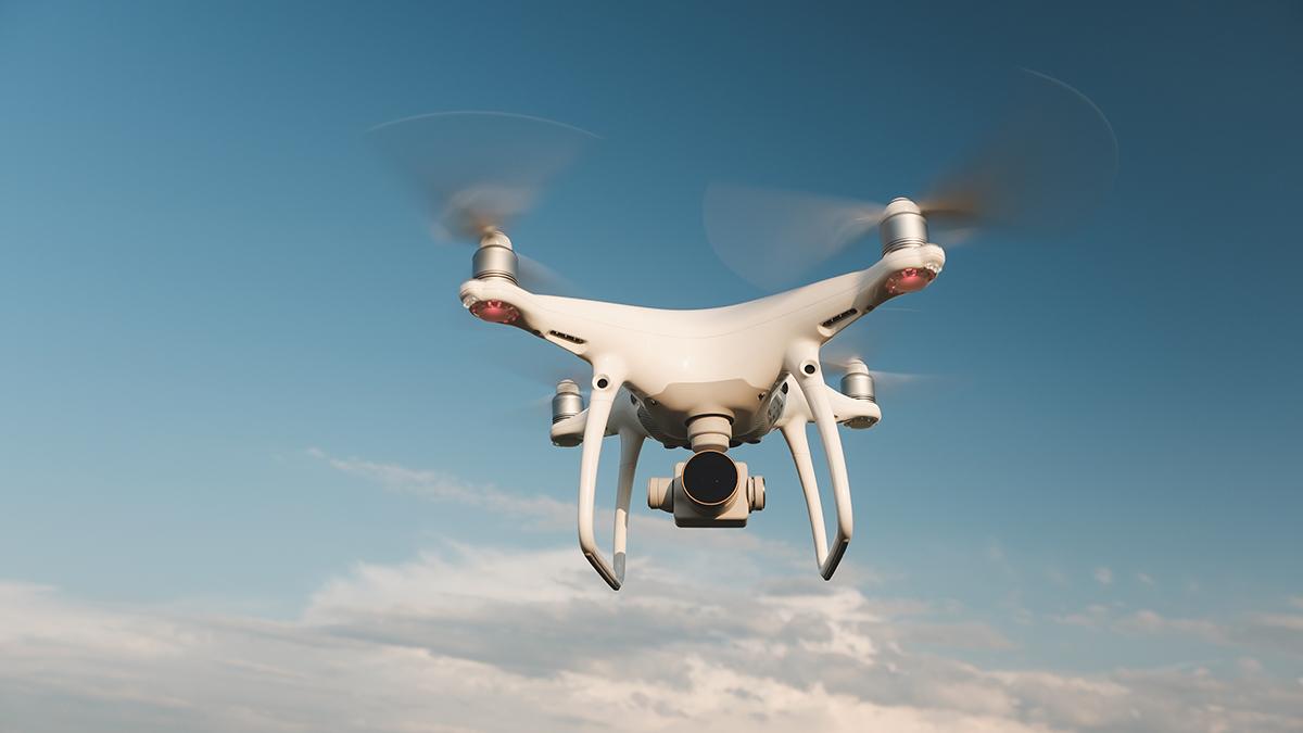 Drone vidéo VPS prod Lausanne