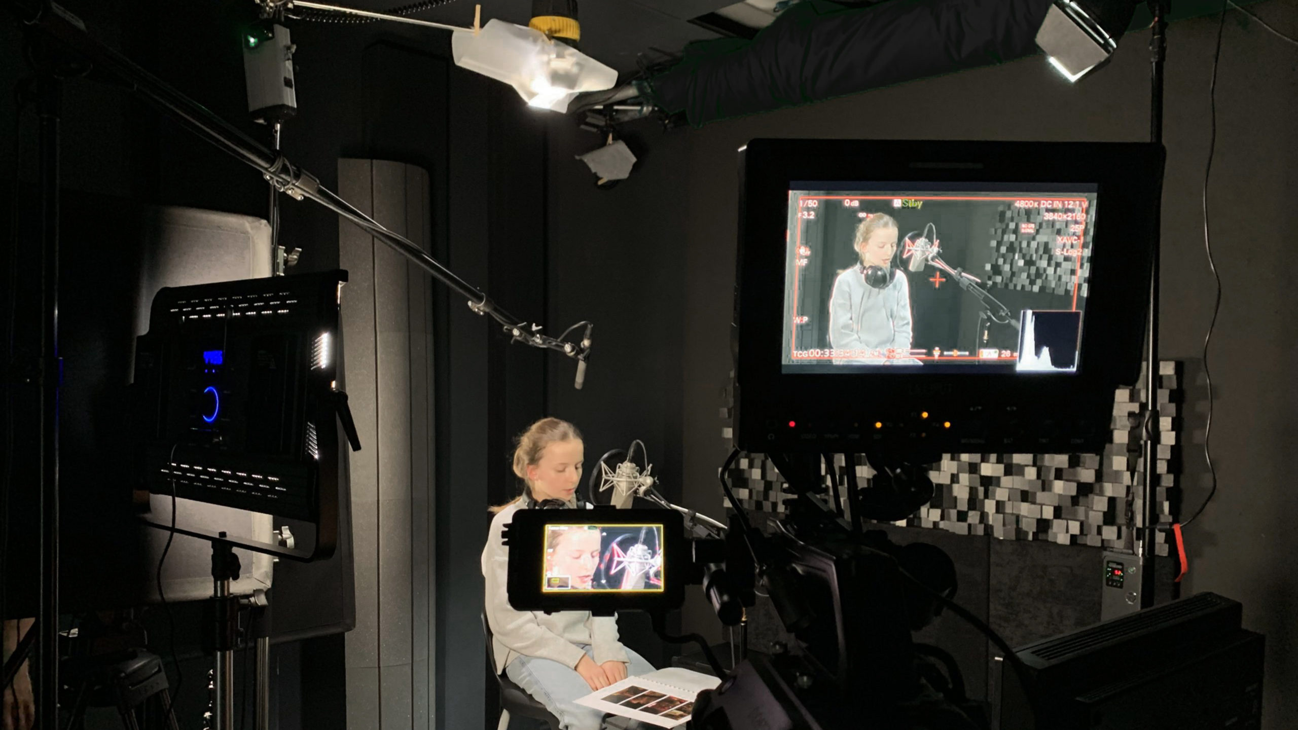 Studio vidéo et son à louer à Lausanne VPS